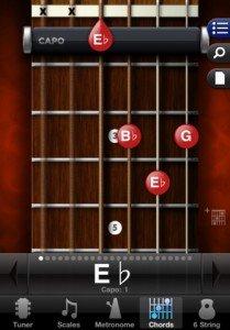 Mandolin Tuning - iphone tuner