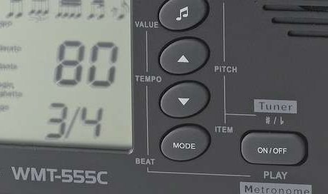 Cherub WMT-555C tuner and metronome review