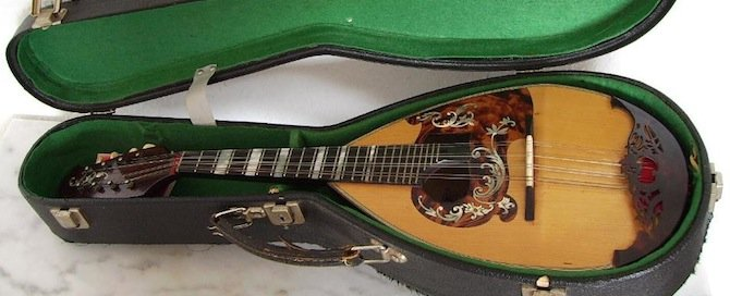 calace mandolin