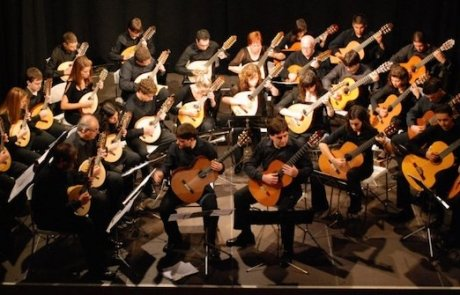 La Orden de la Terraza – A great mandolin orchestra with a long history