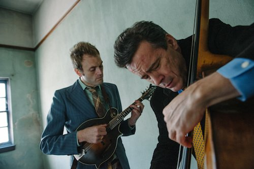 Chris Thile & Edgar Meyer on tour, still time to watch them