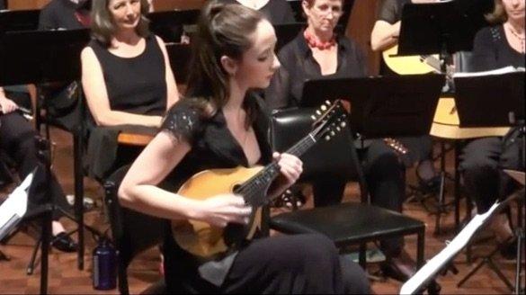 Prelude from Partita No.3 BWV1006 – J.S. Bach – Mandolin Marissa Carroll
