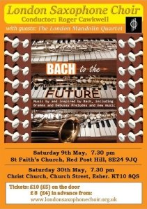 Bach to the Future @ Christ Church | Esher | United Kingdom