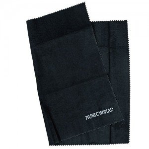 Mandolin Accessories Microfiber cloth
