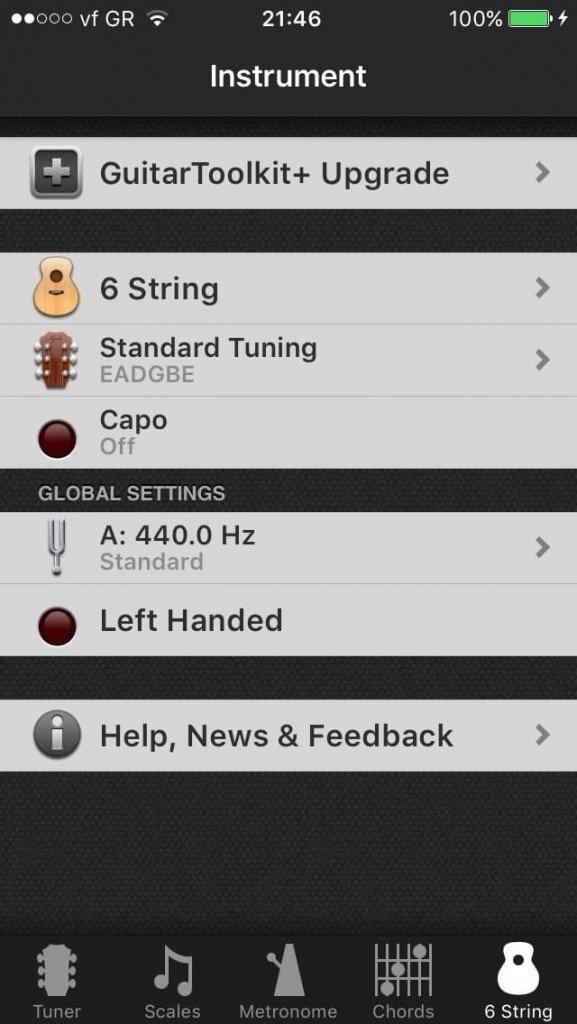 guitar toolkit tuner review