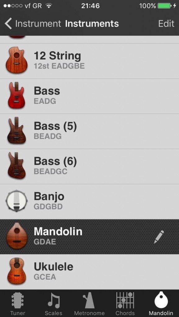 Guitar toolkit setup