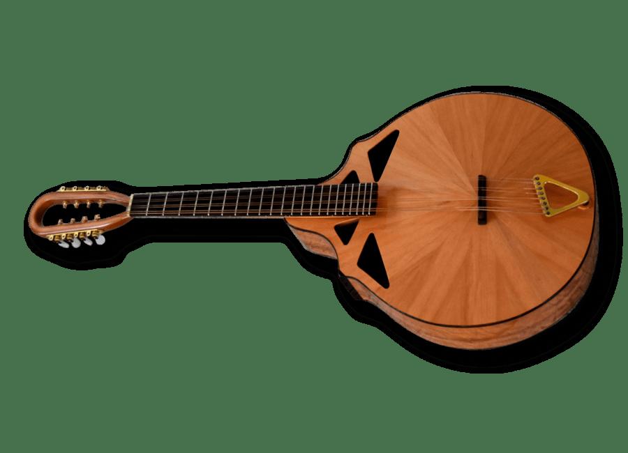 Mandolin History Octave Mandolin