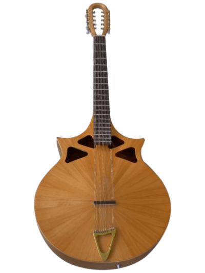 Hand Made Mandolin Richard Morgan