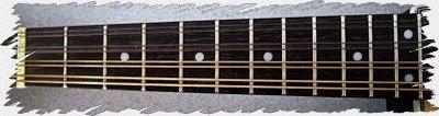 Mandolin Parts - Mandolin Fretboard