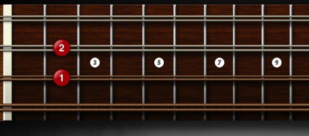 Mandolin Chords, E minor
