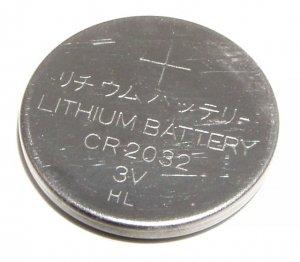 SNARK Tuner battery