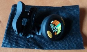 snark tuner sn8 with pouch