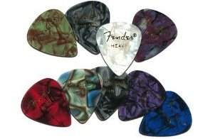 Fender Mandolin Picks
