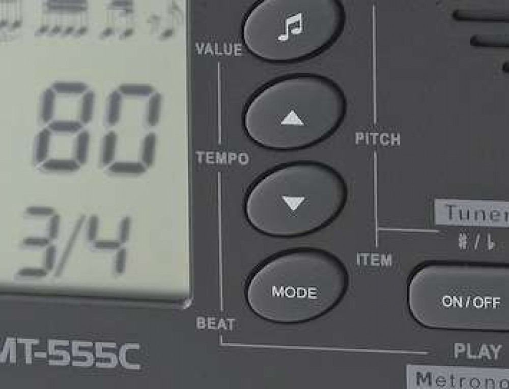 Review: Cherub WMT-555C tuner and metronome