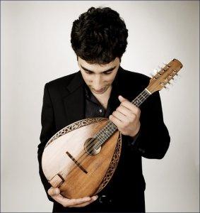 Arik Kerman mandolin used by Avi Avital
