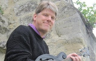 Daniel Nestlerode, Mandolinist