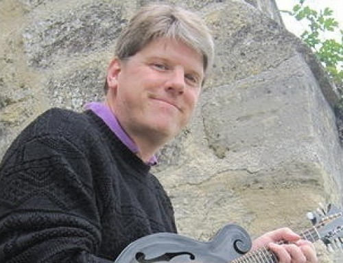 Daniel Nestlerode added in theMandolinTuner Artists and Events