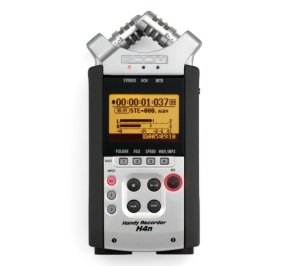 Mandolin Accessories H4N Recorder