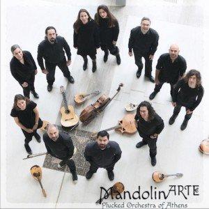 Mandolin CDs MandolinARTE