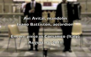 V. Monti- Czardas (Avi Avital and Ivano Battiston) - YouTube.clipular