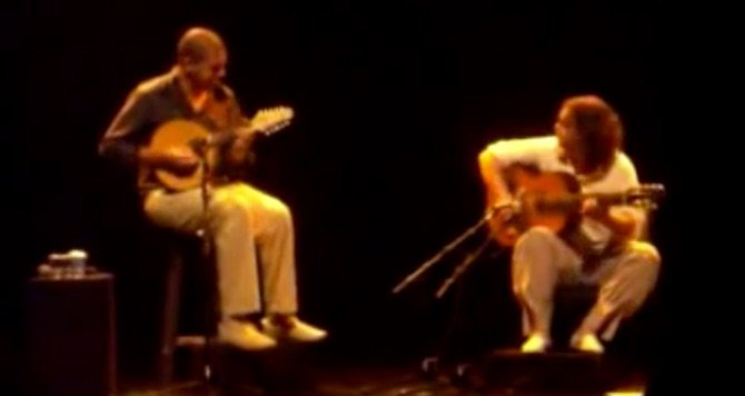 Hamilton de Hollanda with Yamandu Costa Duet