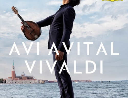 Avi Avital Just Released new CD, Vivaldi