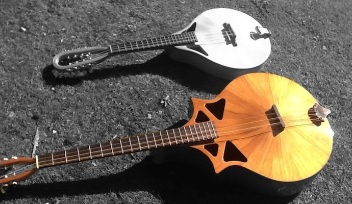 Richard Morgan Mandola honey
