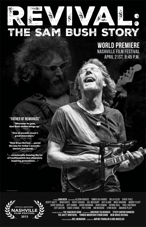 sam bush moview revival