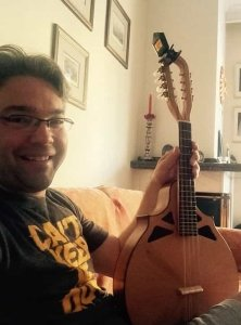 richard morgan mandolin