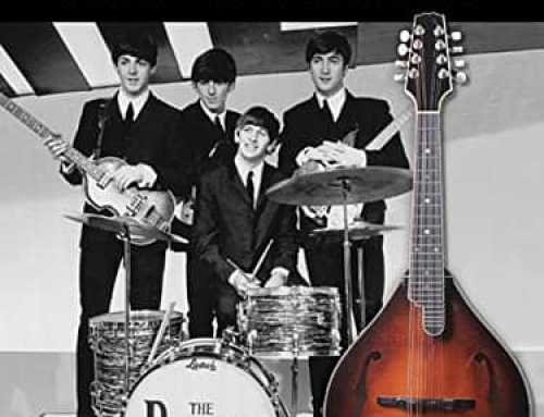 "Hal Leonard Publishing released ""The Beatles for Solo Mandolin"""