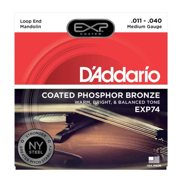Mandolin Resources D Addario Strings