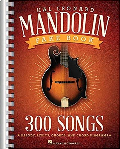 Hal Leonard Mandolin book