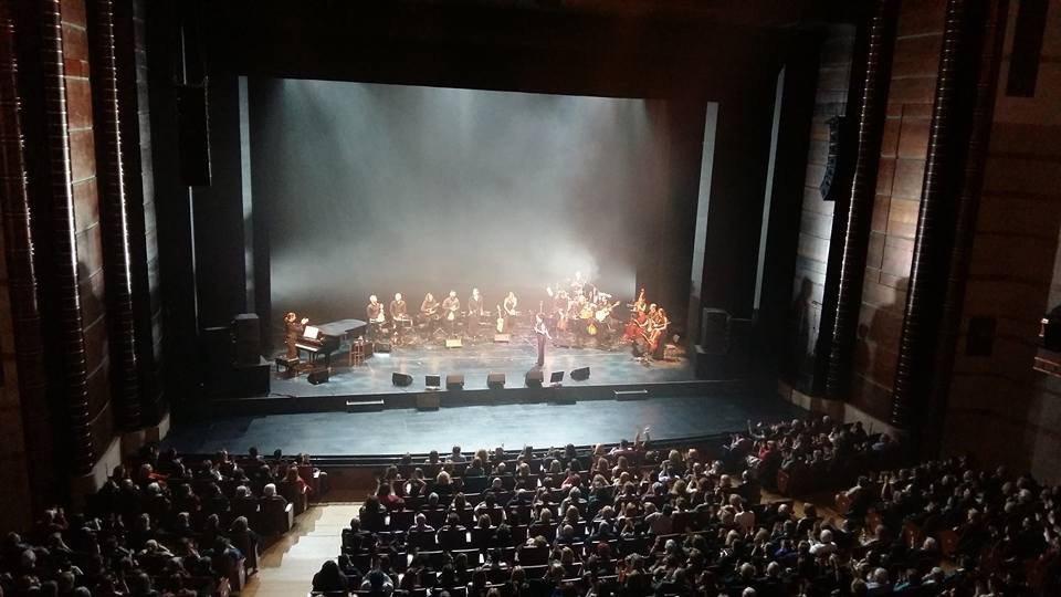 Athens Concert Hall MandolinARTE