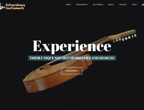 Extraordinary Instruments