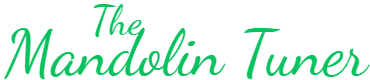 the Mandolin Tuner Retina Logo