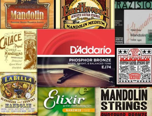 Mandolin Strings: Materials, Gauges and how to find your favorite set of strings