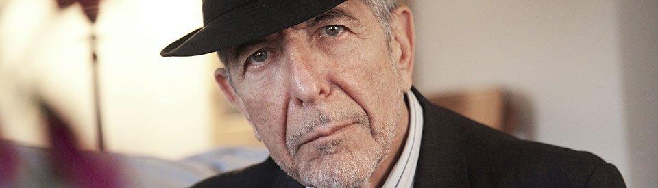 Leonard Cohen mandolin