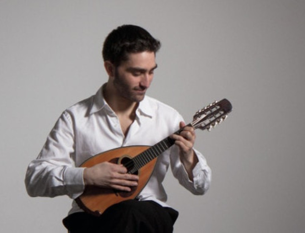 Luca Turchet (Italy), a mandolinist & academic researcher – DB66