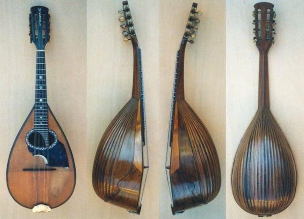 Bowlbak Mandolin
