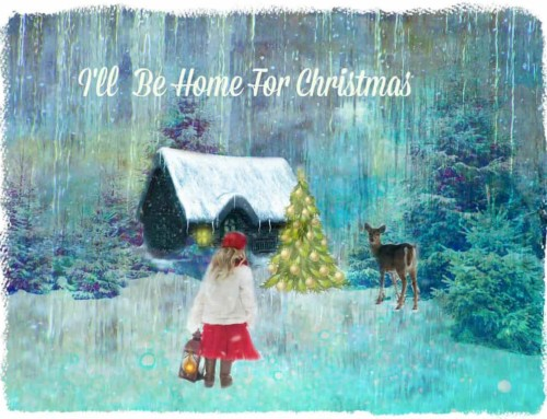 I'll be home for Christmas (Lyrics & Chords)