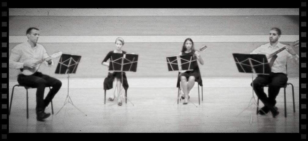 Summertime Dolce Mandolin Quartet