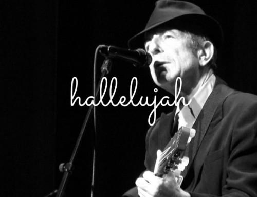 Hallelujah by Leonard Cohen (Lyrics & Chords)