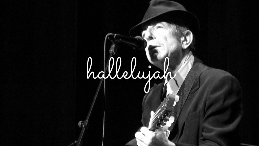 Hallelujah By Leonard Cohen Themandolintuner