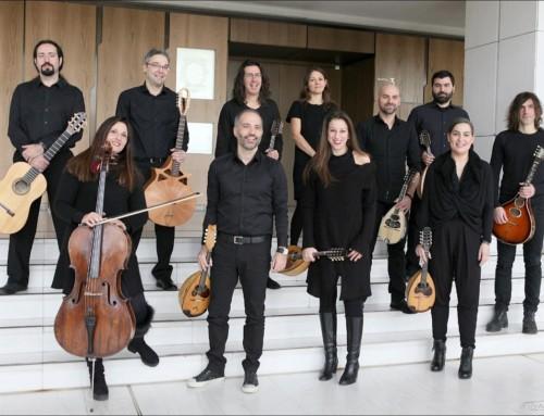 MandolinARTE- J. S. Weiss Concerto for guitar and orchestra