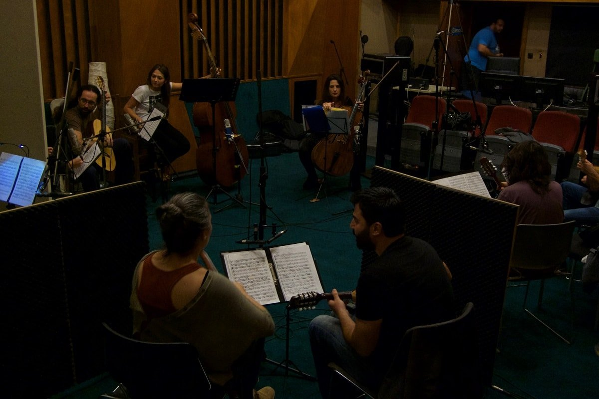 Weiss Concerto recording