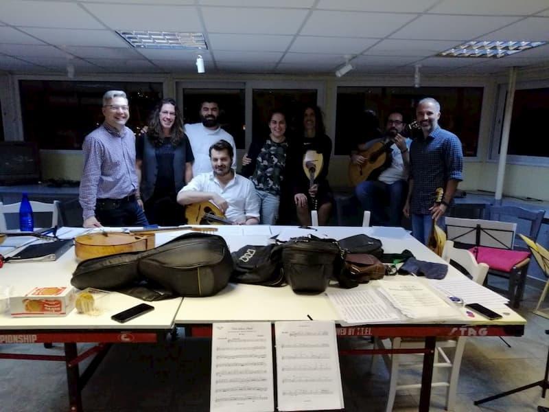 Mandolinarte Rehearsal FOY Altalena